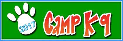 CAMP K9 (Session 3: July 10-13)