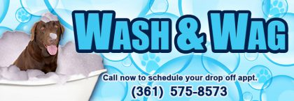 Fall Wash & Wag (November 21st-22nd)