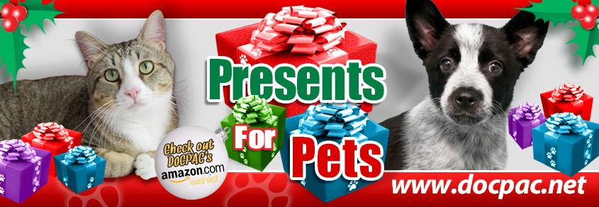Presents For Pets Dorothy O Connor Pet Adoption Center