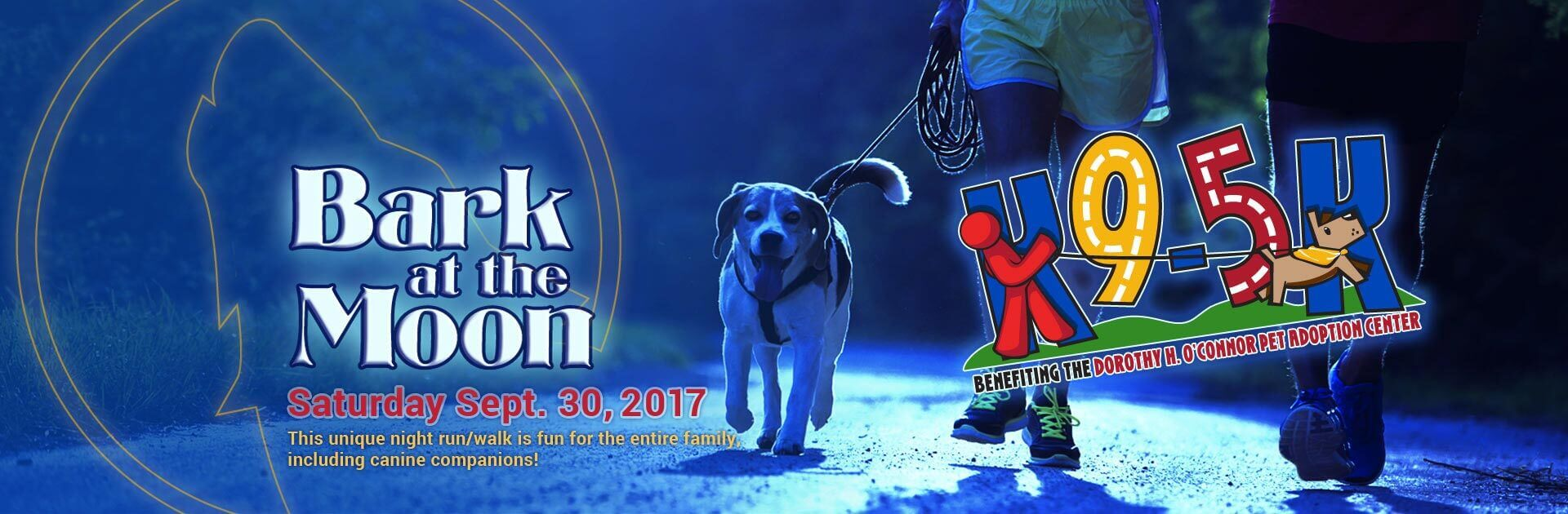 2017 Bark at the Moon K9-5K