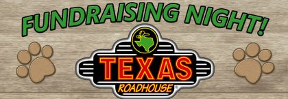 Fundraising Night at Texas Roadhouse!
